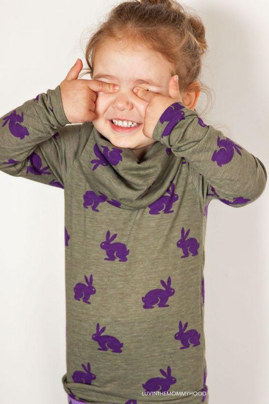 Bimaa Sweater by Very Shannon | Project | Sewing / Kids & Baby | Cardigans & Sweaters | Socks, Leggings, & Slippers | Kollabora