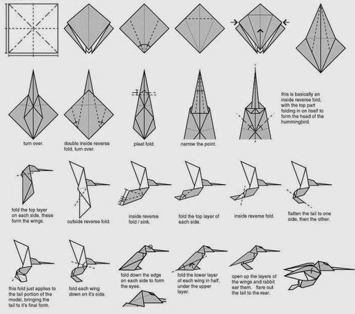 Advanced Origami Instructions