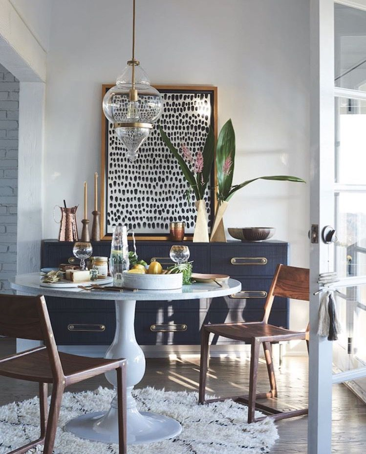 Eclectic Dining Room  Dining  Pinterest  Dining Room And Spaces Alluring Accessories For Dining Room Table 2018