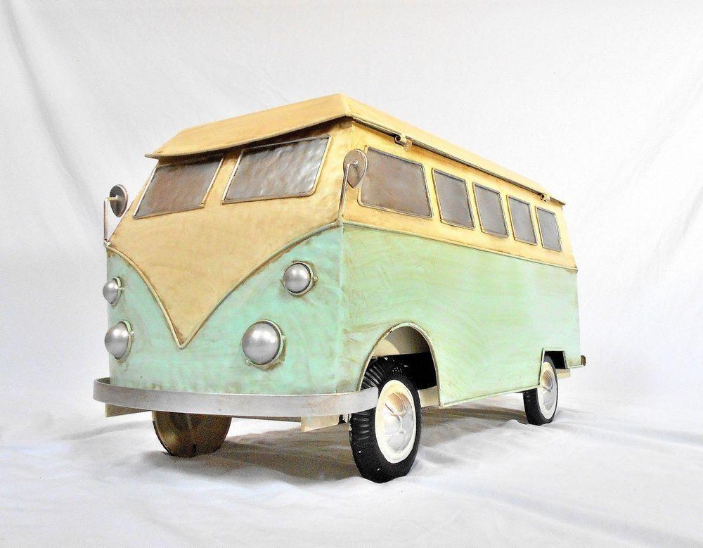 Vw Bus Drink Cooler Volkswagen Hippie Van Beer Cooler Vw