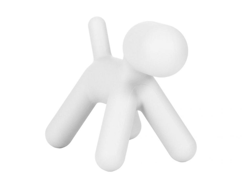 Cadeaux de Noel : 15 objets de déco éco-friendly. Pour faire plaisir à nos deco-lovers ! Focus : scultpture chien blanc, fond blanc, puppy XS Magis Collection Me Too. #chien #puppy #Magis #CollectionMeToo #blanc #white #minimaliste #gifts #deco #decolovers #cadeaux #christmas #christmasishere #Xmas #liste #ecofriendly #ecology