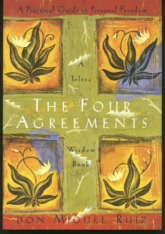 Lifes Four Agreements Blog Icb Pinterest Book Review Books
