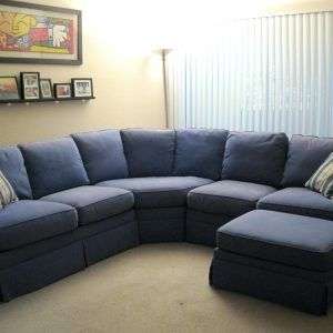 Charmant 100 Percent Genuine Leather Sofa