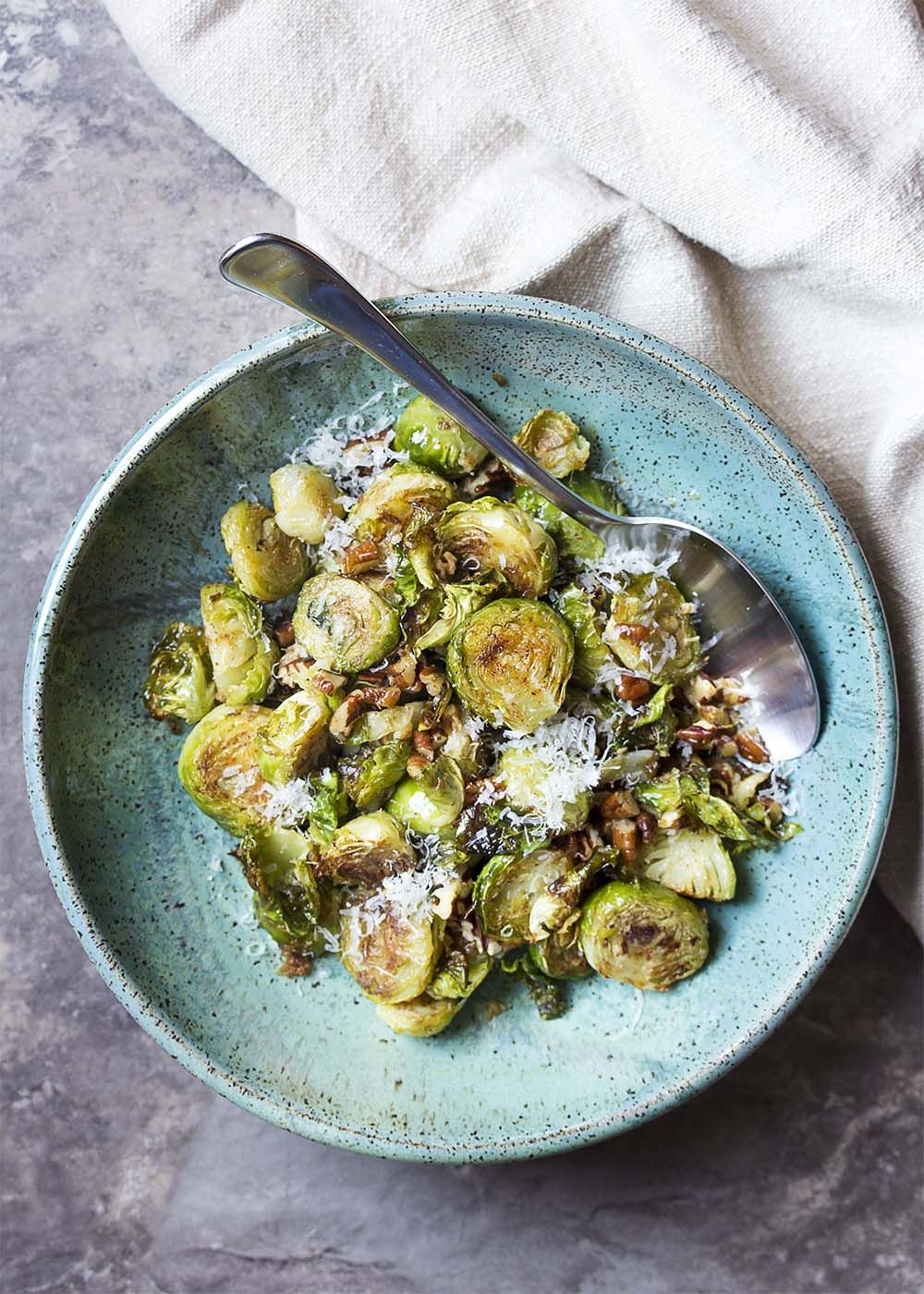 Brussel Sprout Recipes Roasted Olive Oils