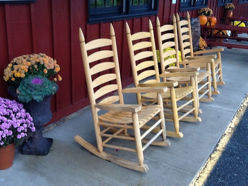 Amish rocking chairs lancaster county pa amish rocking