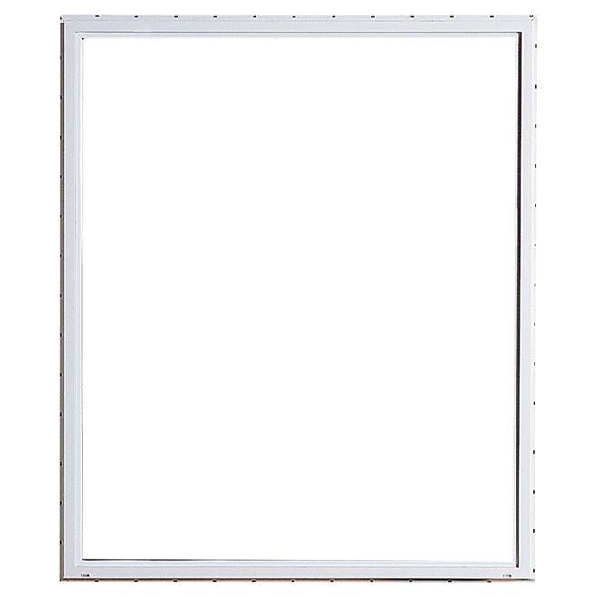Horizontal Sliding Window - PVC - 35 37
