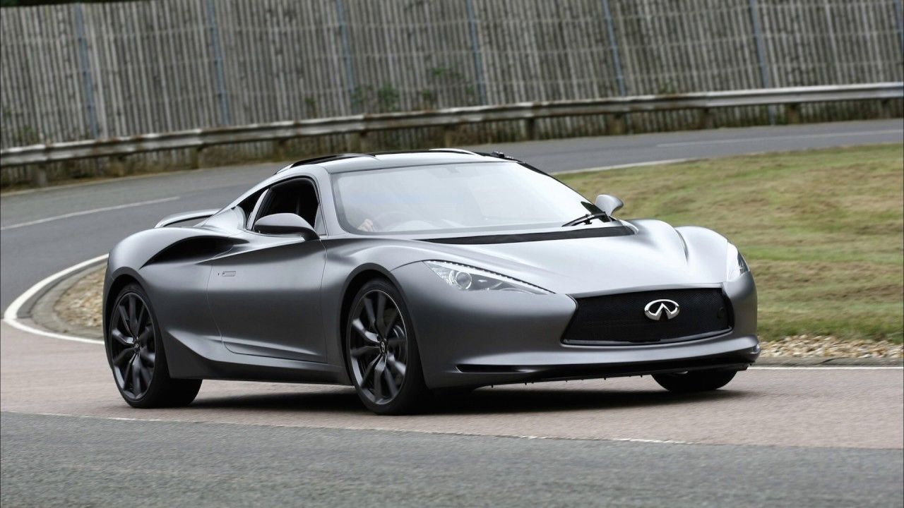 2020 Infiniti EmergE new concept design and details