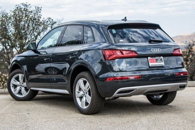 new 2018 audi q5 suv 2 0t manhattan gray metallic for sale in calabasas ca stock ac020313. Black Bedroom Furniture Sets. Home Design Ideas