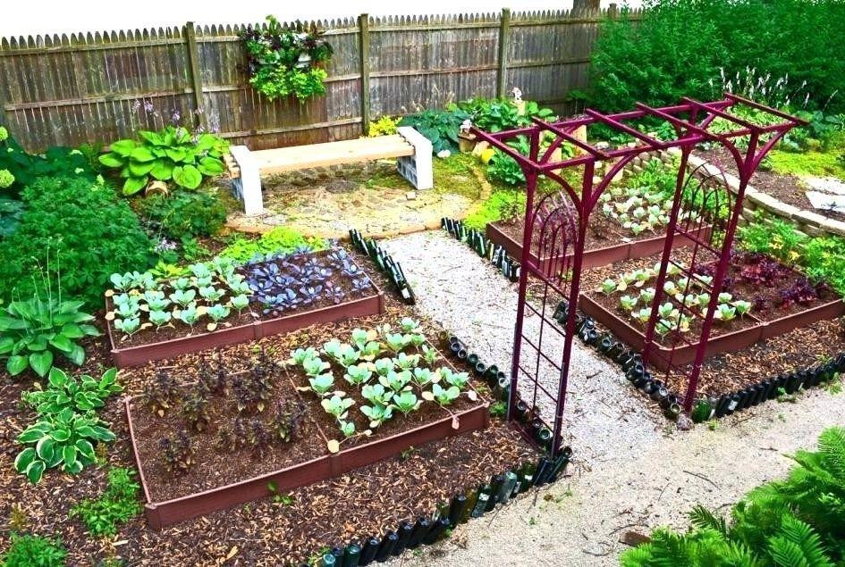 Garden Design For Organic Vegetable Gardens Elegant Urban Ve Able Garden Urban Ve Able Garden Layout Vegetable Backyard Vegetable Gardens Home Vegetable Garden
