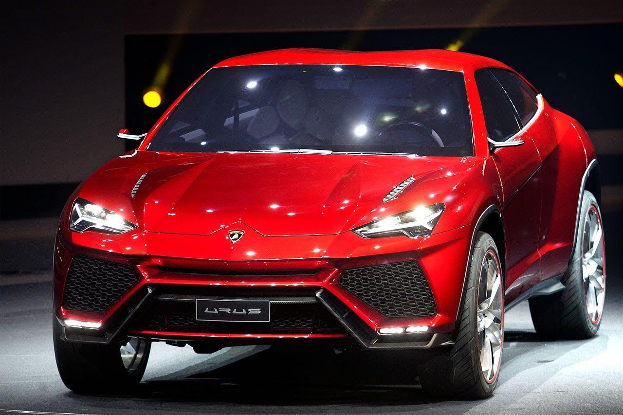 2017 Lamborghini Urus Redesign - http://top2016cars.com ...