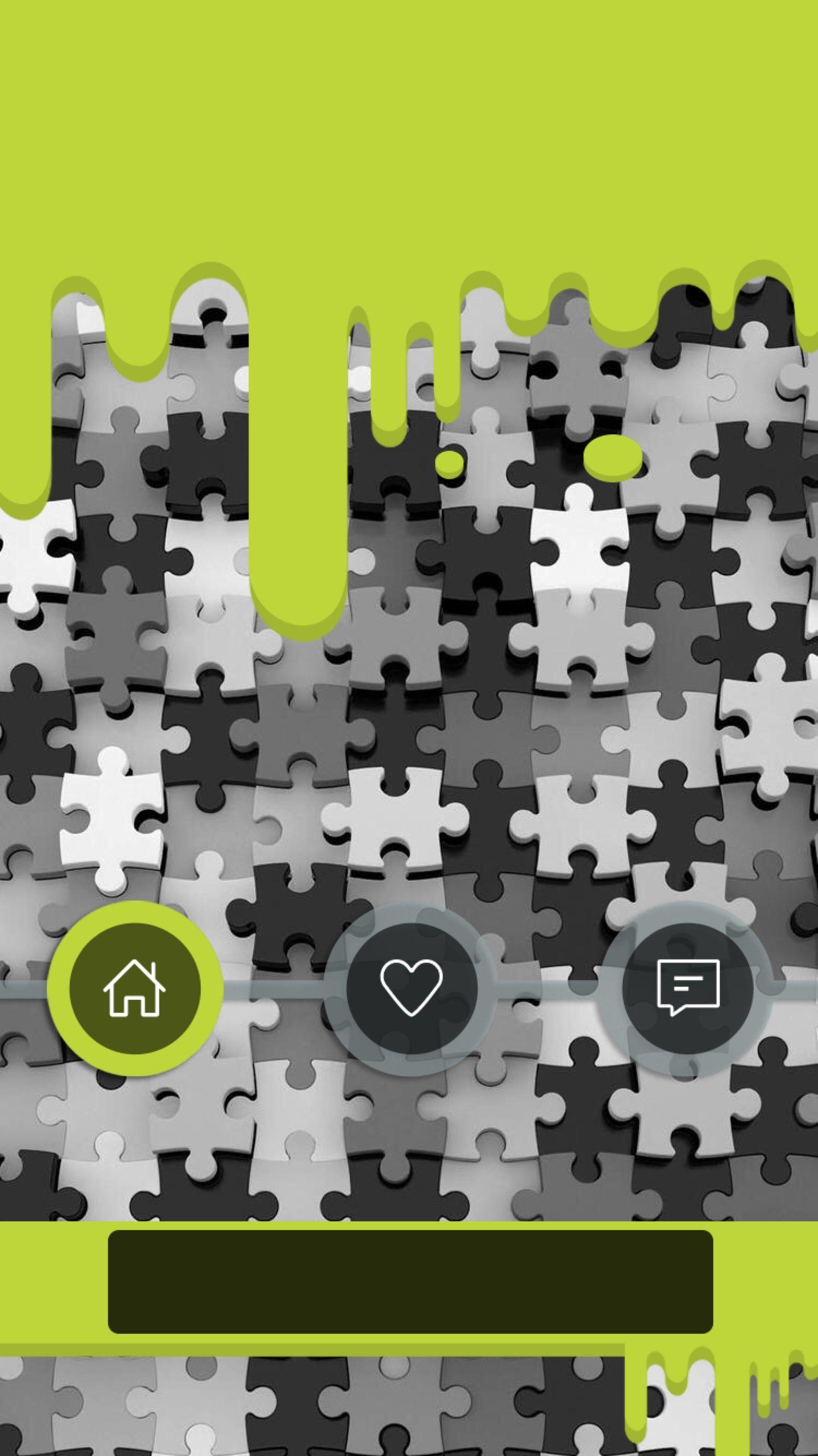 Tap And Get The Free App Lockscreens Art Creative Grey Green