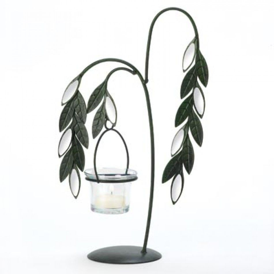Weeping willow tealight candleholder buy weeping willow