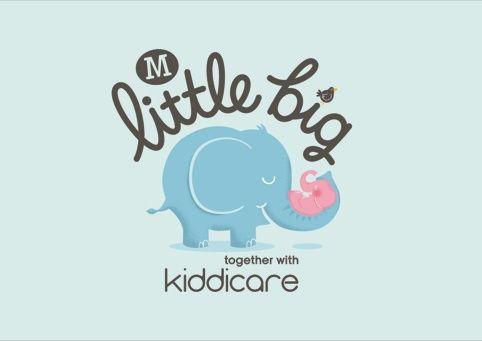 Elmwood Creates Morrisons Little Big Baby Range Baby Logo