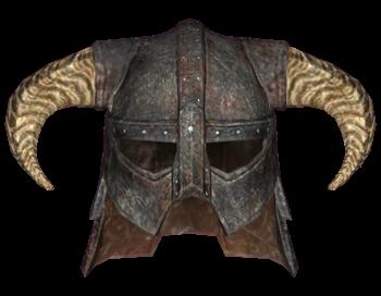 Iron Helmet Skyrim Elder Scrolls Fandom Powered By Wikia Skyrim Helmet Helmet Drawing