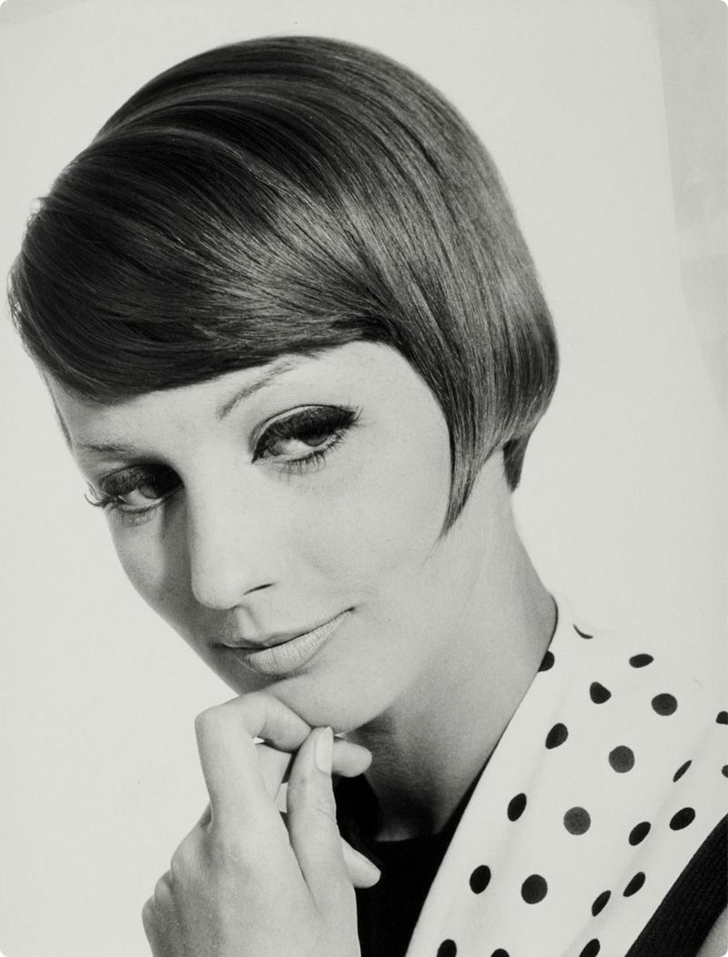 Pictures Of Short Hairstyles 1960s Women 1960s Short Hairstyles 1960s Hair 1960 Hairstyles