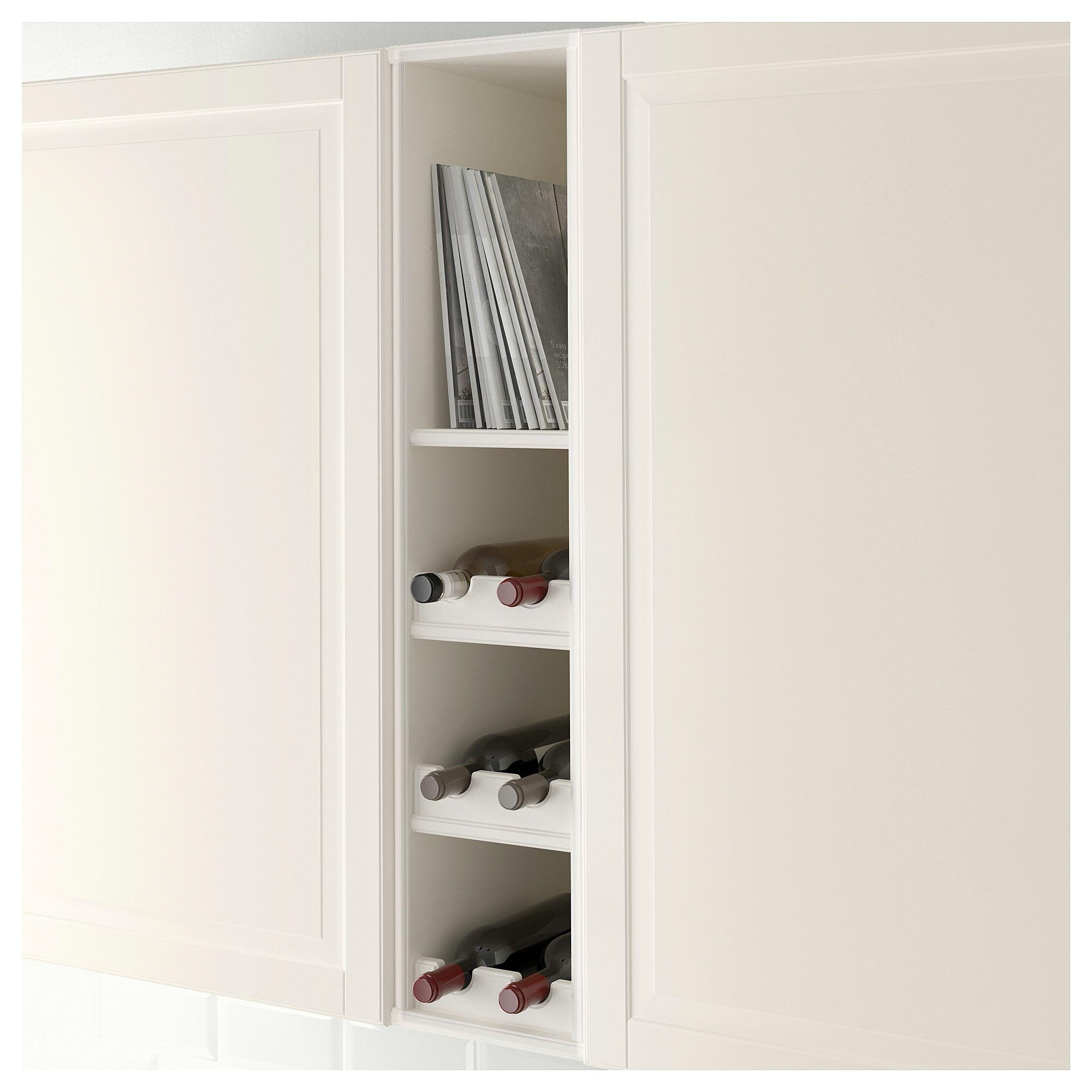 open cabinet tornviken off white house open cabinets tall rh pinterest com