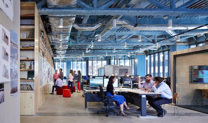 office tour perkins will studioids offices minneapolis design rh pinterest com