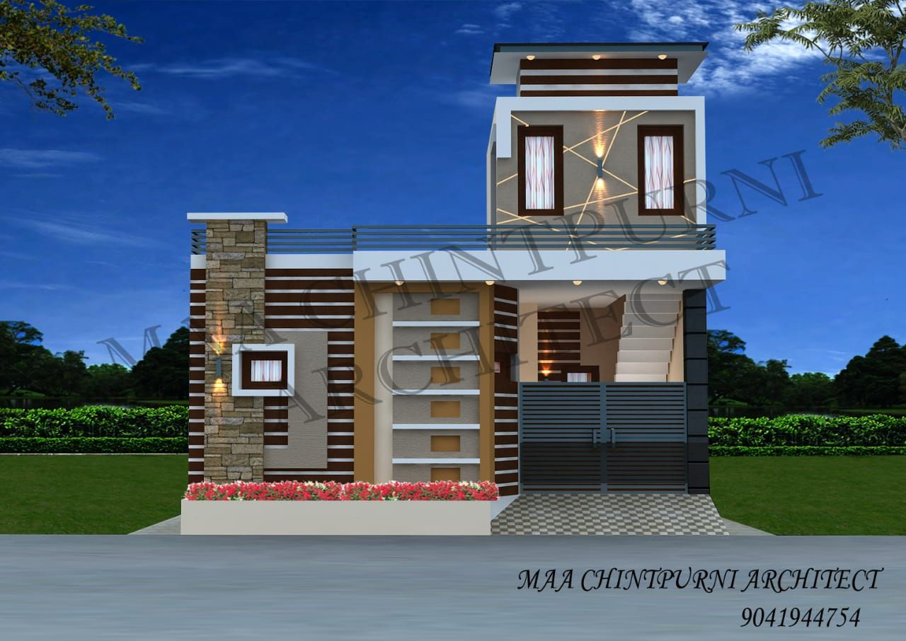 Pin By Ar Sourav Verma On Maa Chintpurni Architect At Hoshiarpur In 2020 House Styles Architect Mansions