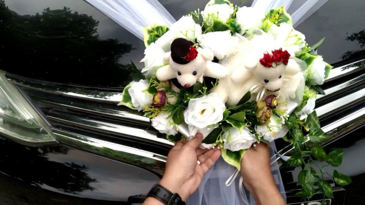 Dekorasi Mobil Pengantin Mobil Pernikahan Pengantin Perkawinan