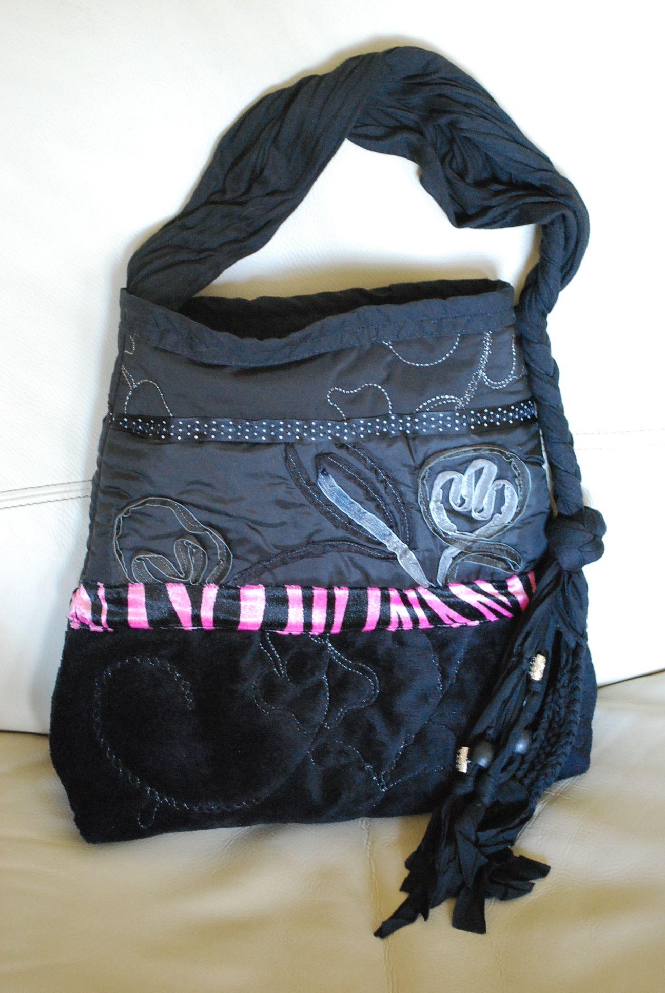 My Home Made Bag Sleepover Party Diy Purse Handmade Bags