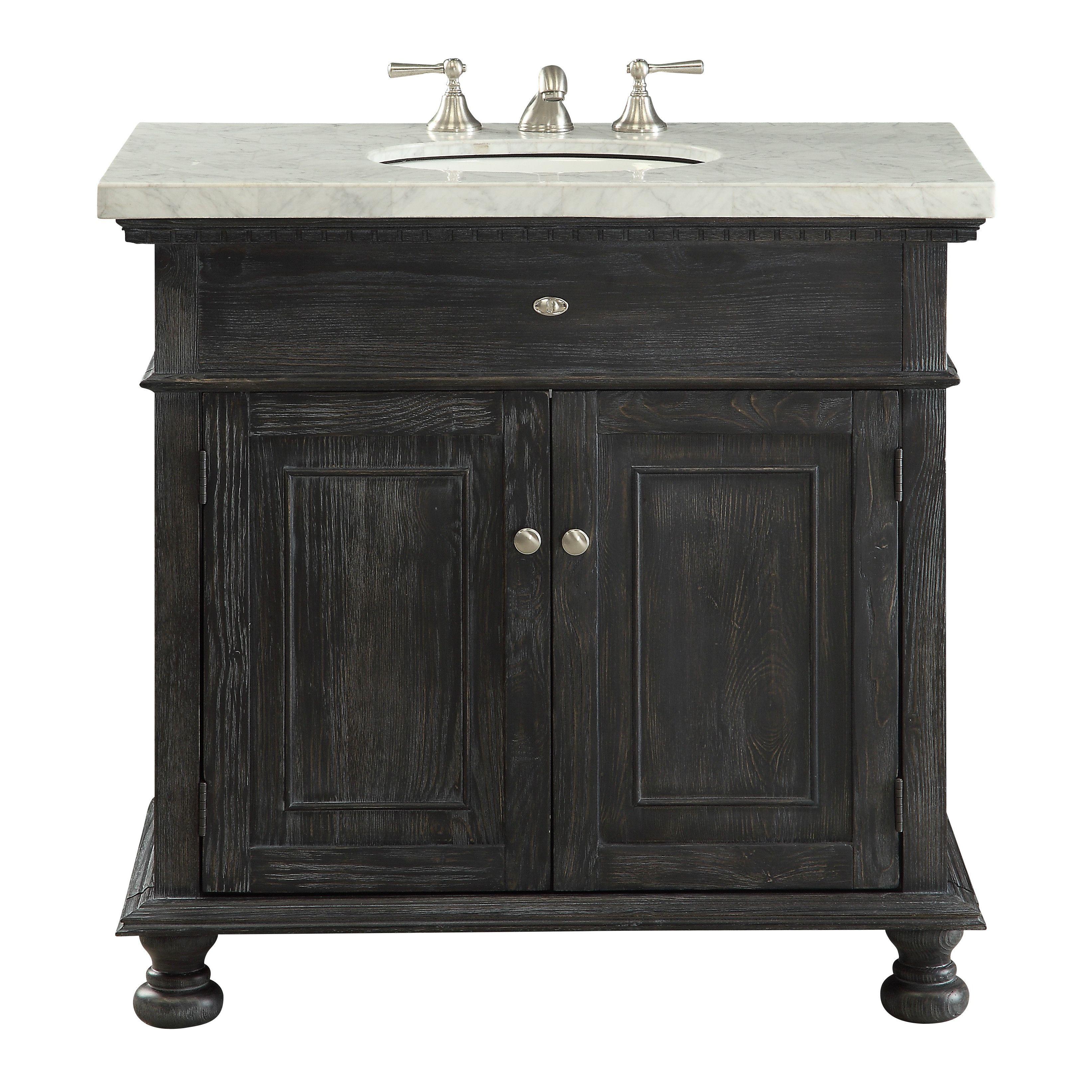 "Modena 24"" Single Bathroom Vanity Set Bathroom, Vanity"