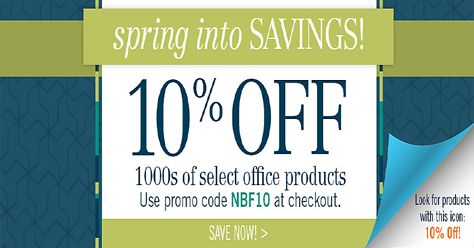 Spring Saving 10 Off On Selected