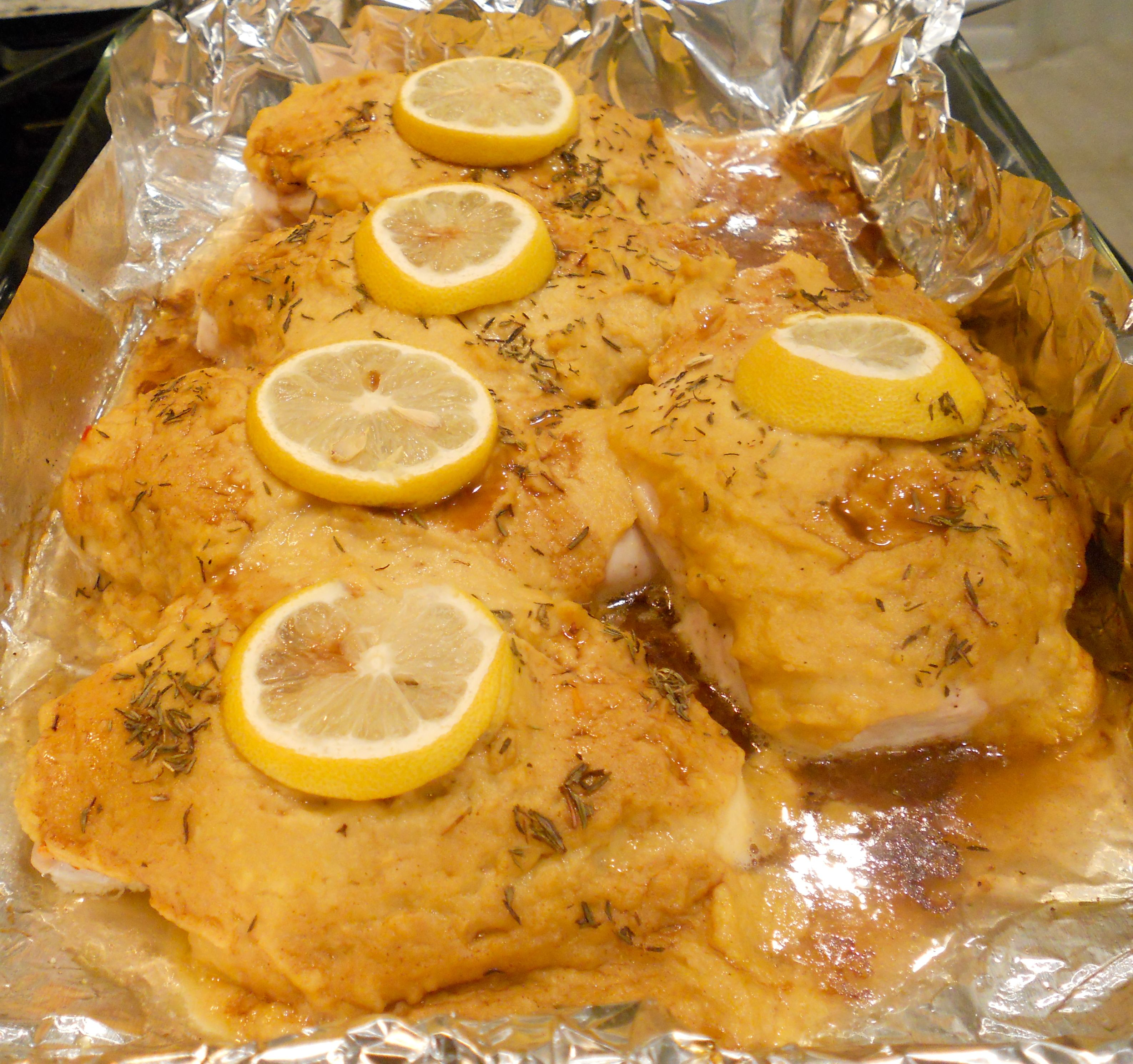 Hummus crusted chicken - a friend just recommended this recipe! | Cooking Magic (MainDishes ...