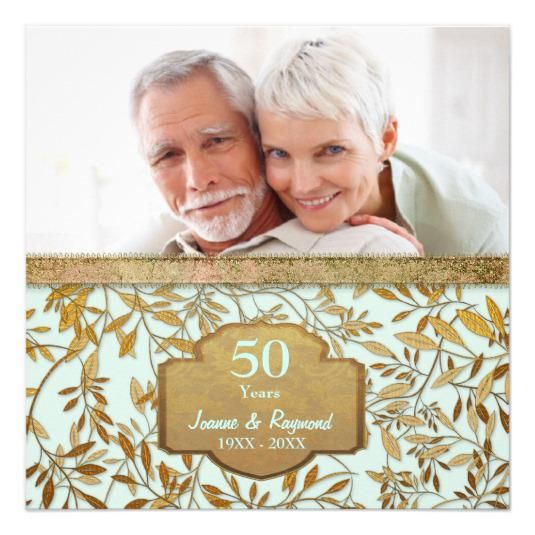 See MoreLeaves Of Gold Wedding Anniversary Announcementonline After You Search A Lot For Where To Buy