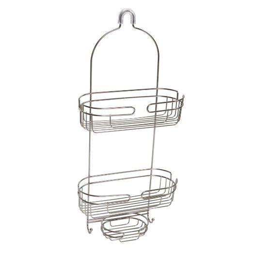 Home Depot Shower Caddy Simple Zenith Products Over The Shower Caddy Stainless Steel  Bathroom Inspiration