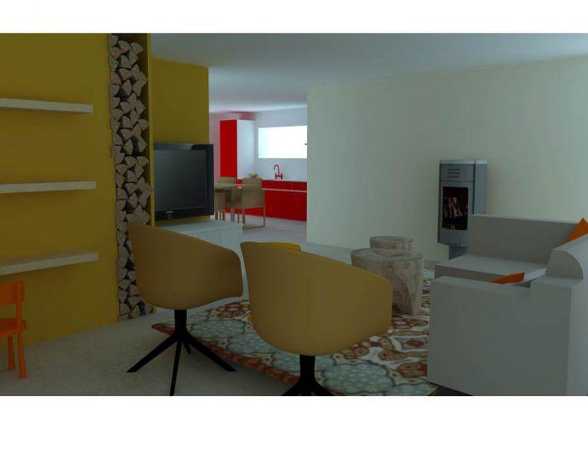 interieuradvies-woonkamer-giekerk-gytsjerk-friesland-3d | Via Lin ...