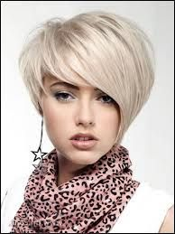 short asymmetrical bob hairstyles
