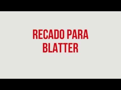 RFM - Nilton - Recado a Blatter