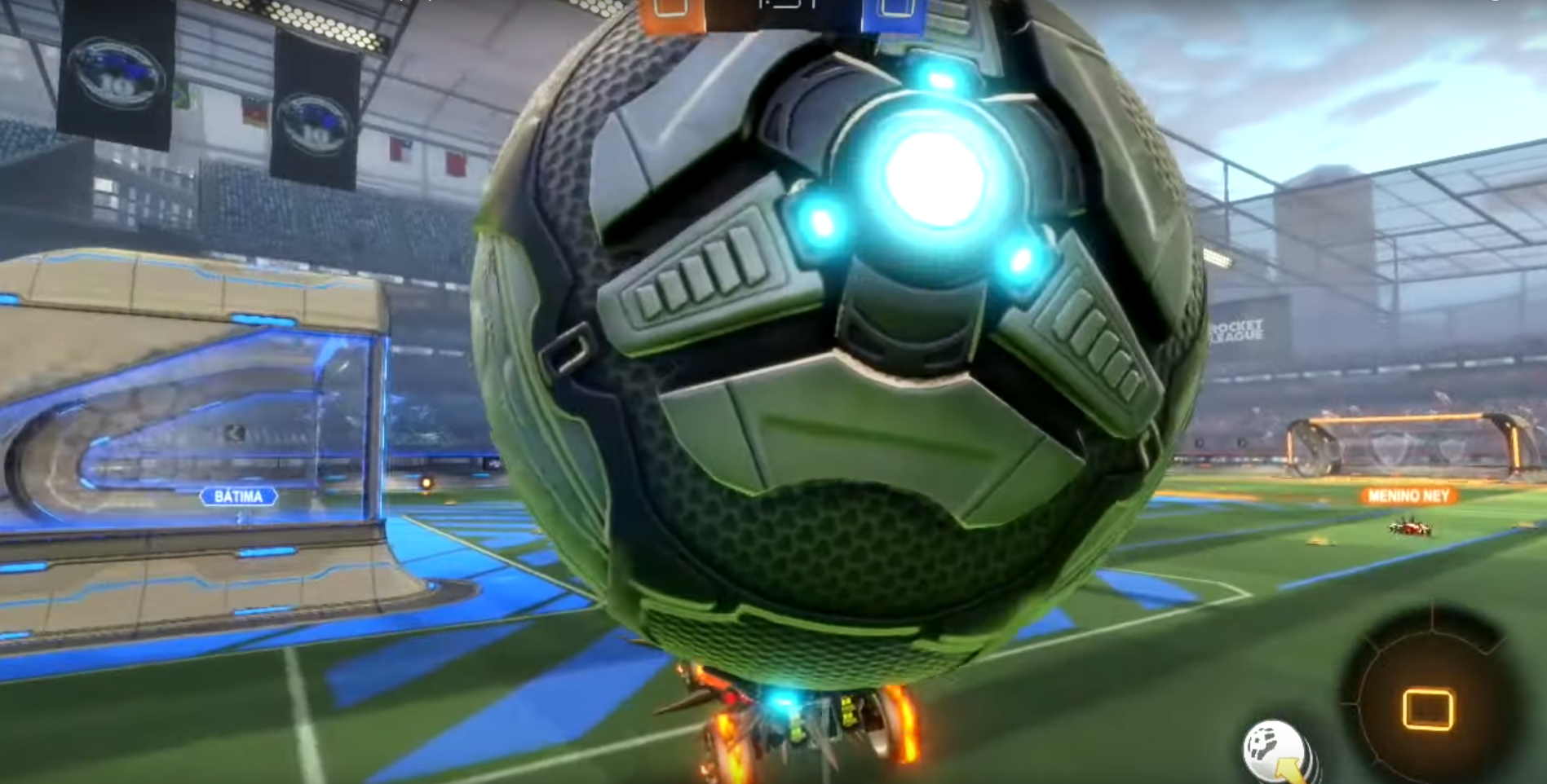 Spike Rush Is Returning To Rocket League Once Again As A