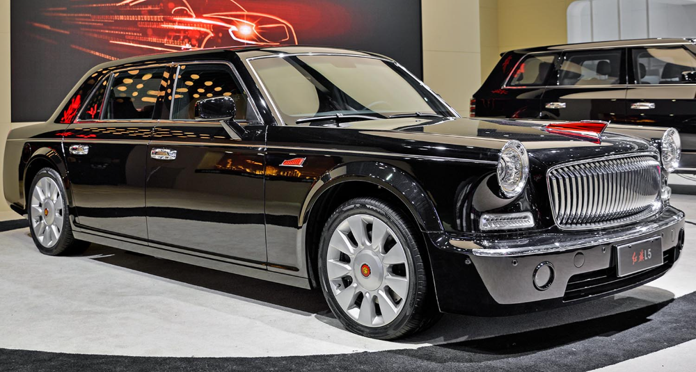 هونغ تشي أل5 2020 أفخم سيارات الليموزين في العالم والقادمة من الصين بسعر 800 ألف دولار موقع ويلز Car Suv Suv Car
