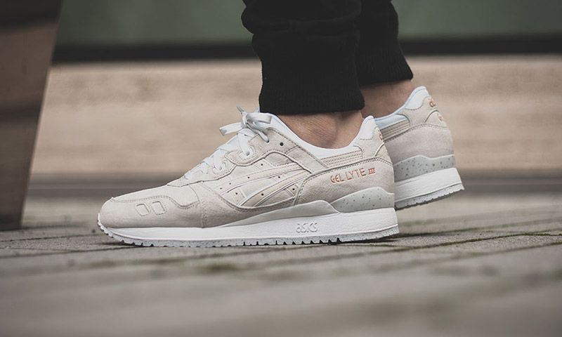 ASICS Surprises Fans With the GEL Lyte III