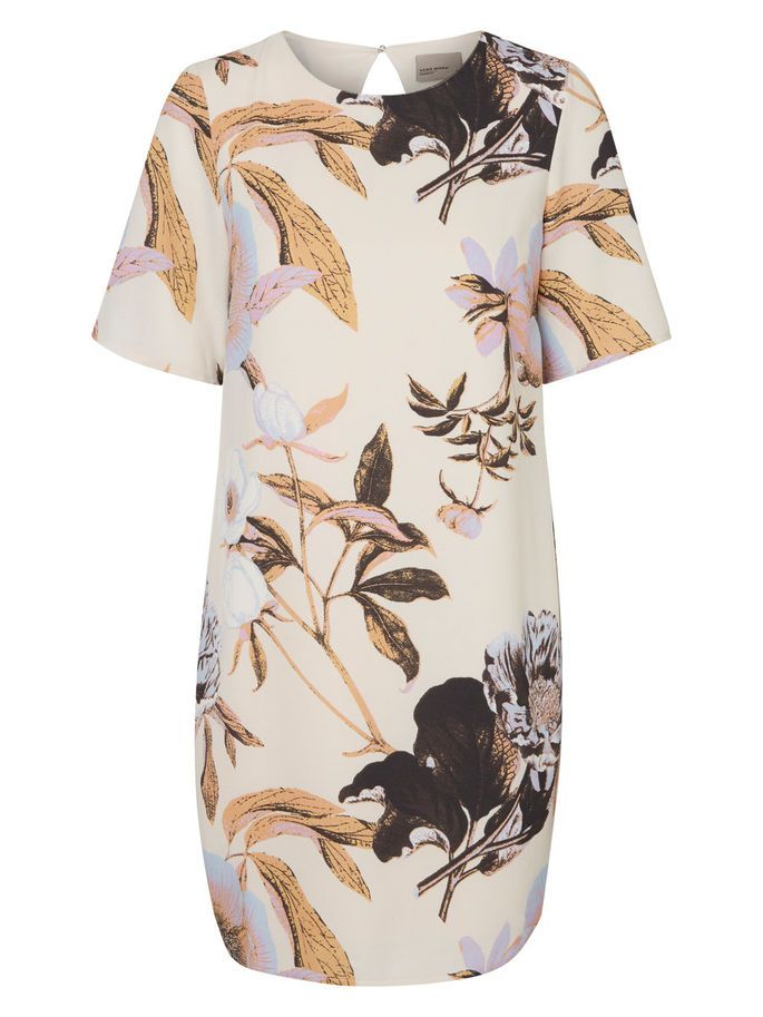 Pretty VERO MODA floral dress. Use for both days and nights.