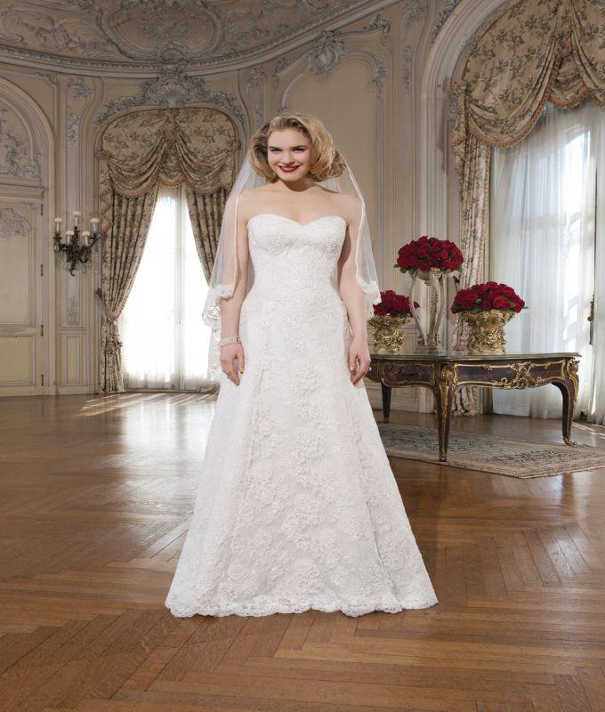 Best Wedding Dresses For Short Busty Brides | Wedding Dress ...