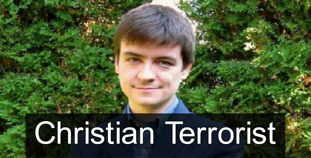 Alexandre Bissonnette, Trump loving terrorist and self-described Christian Crusader, has been charged with six counts of murder.