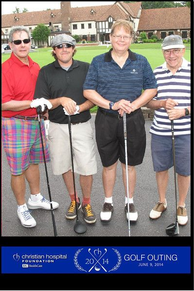 Photos from the 2014 Christian Hospital Foundation Golf Outing