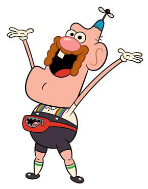 Uncle Grandpa Character Uncle Grandpa Cartoon Uncle Grandpa Cartoon Caracters
