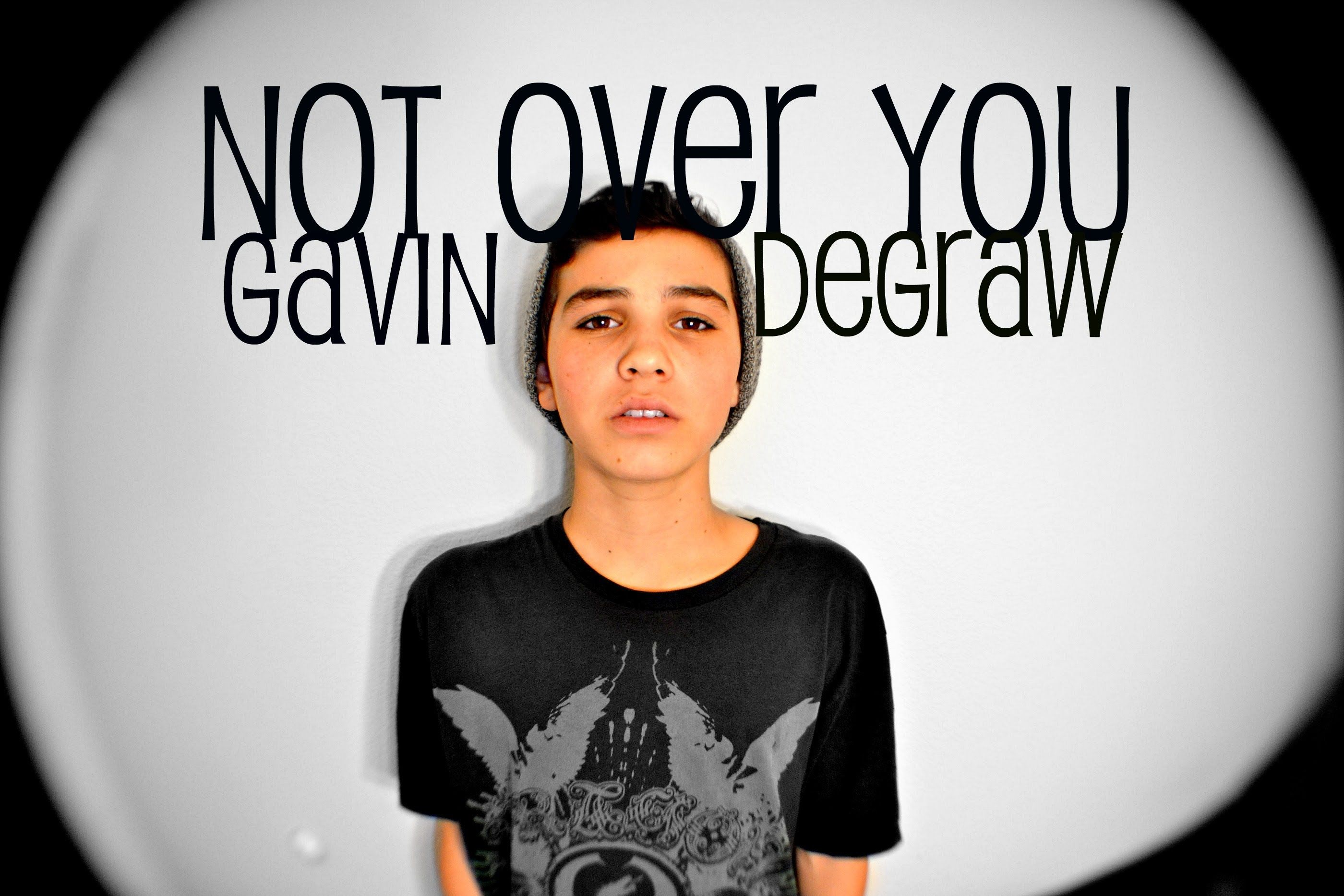 Not Over You- Gavin Degraw (Music Video)