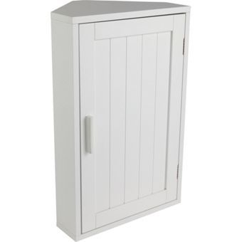 Louvered Door Wall Corner Cabinet White Bathroom Cabinets White Bathroom Furniture Bathroom Wall Cabinets