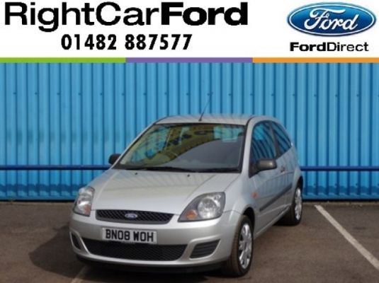 For Sale 4495 69k 2008 08 Ford Fiesta 1 4 Tdci Style Climate 3dr
