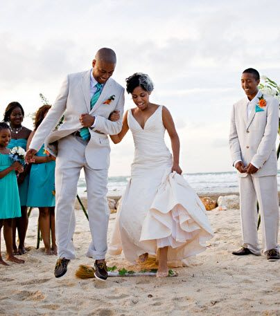 Find This Pin And More On African American Wedding Information Traditions Jumping The Broom