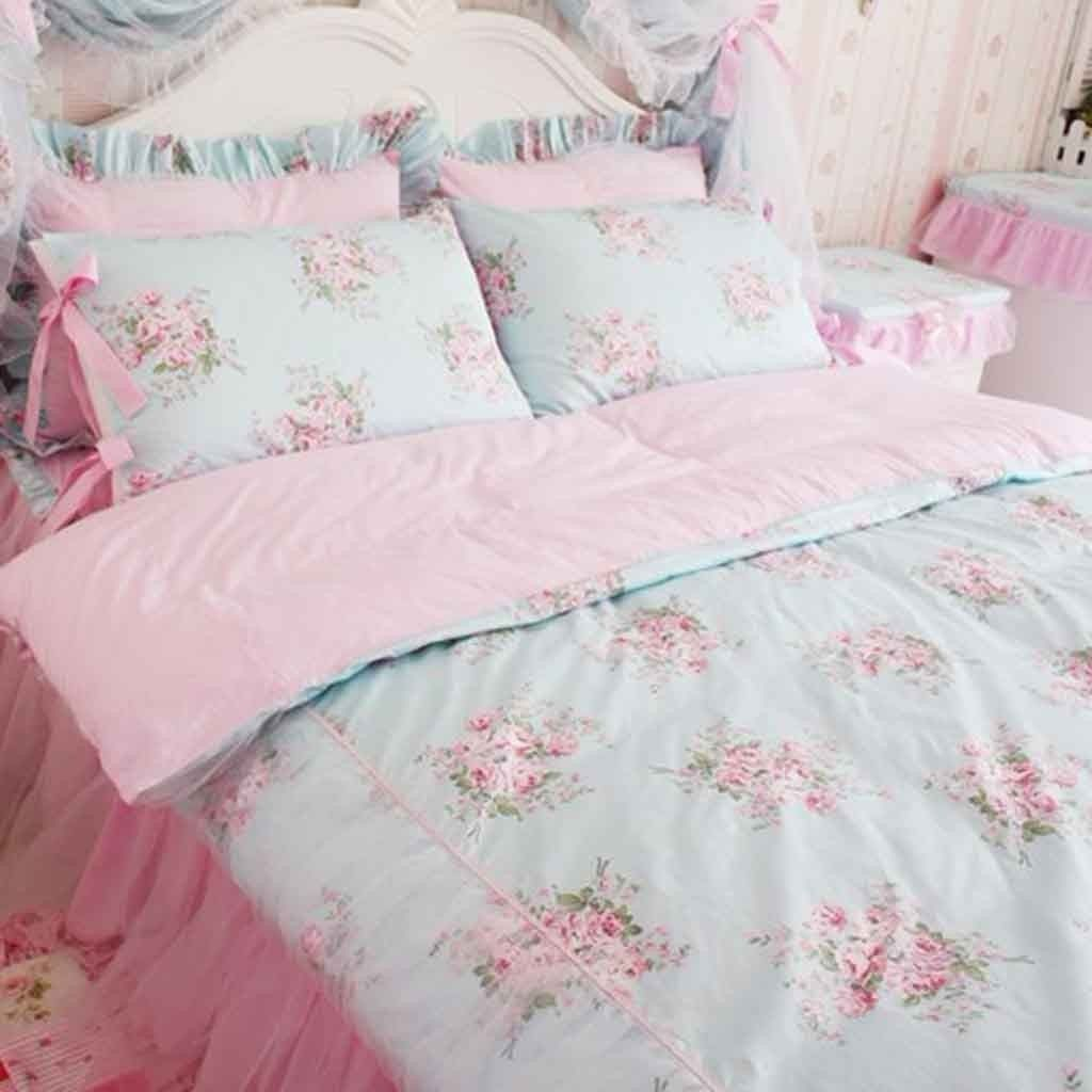 Shabby chic bedding  style notes. Shabby chic bedding  style notes   House Guest Bedroom   Pinterest