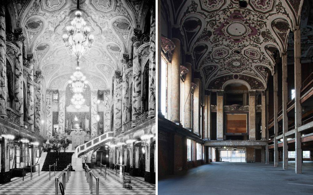 Detroiturbex Com Michigan Historical Detroit