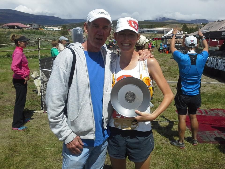 5 Minutes with Local Ultra-Runner Christine O'Gorman