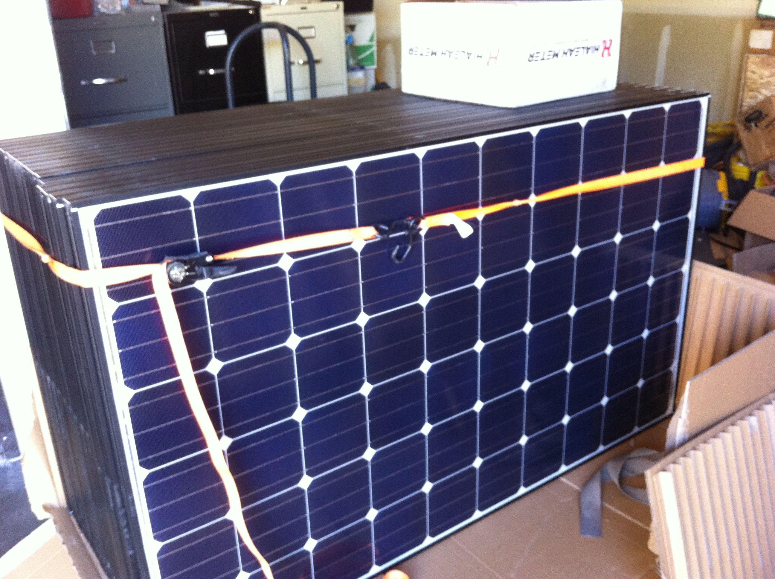 Pin On Solar Power At Work In Las Vegas