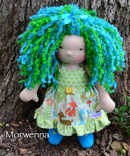 Morwenna by Dragonfly's Hollow, via Flickr