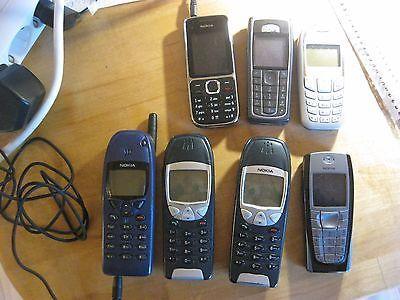 Konvolut Handy Nokia 6210 (2x) + 6230 + 6220 + 6110 + C2-01 alle - ebay kleinanzeigen küchengeräte